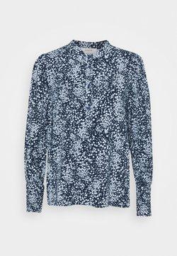 Moss Copenhagen - AMAYA RAYE - Bluse - blue