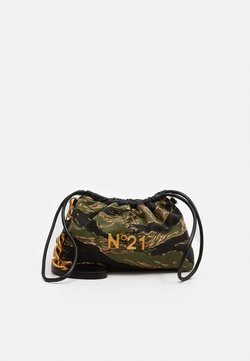 N°21 - EVA BAG COULISSE - Handtasche - dark green