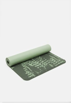 Casall - EXERCISE MAT CUSHION 5MM - Fitness / Yoga - calming green