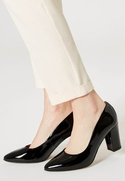 usha - Plateaupumps - black