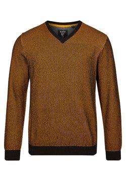hajo Polo & Sportswear - Strickpullover - gold