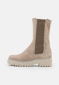 Gabor Comfort - Boots - kiesel