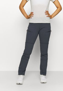 Norrøna - SVALBARD FLEX1 PANTS - Broek - black