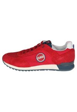 Colmar - TRAVIS - Sneaker low - red/blue