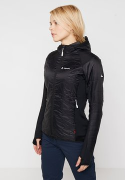 Vaude - WOMENS SESVENNA JACKET III - Outdoorjacke - black