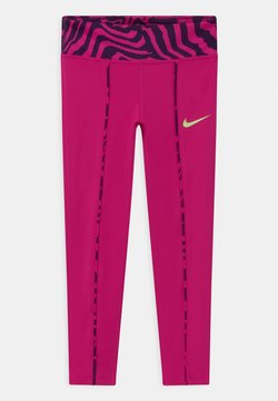 Nike Performance - ONE - Medias - fireberry/bright mango