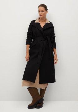 Mango - VENUS - Classic coat - svart