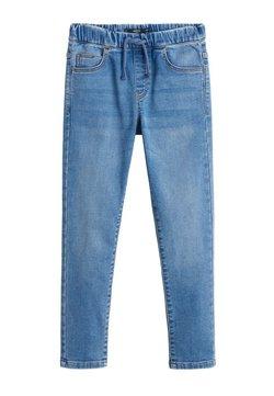 Mango - COMFY - Straight leg jeans - mellemblå