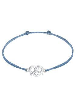 Elli - PRETZEL - Armband - silber