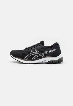 ASICS - GEL PULSE 12 - Obuwie do biegania treningowe - black/white