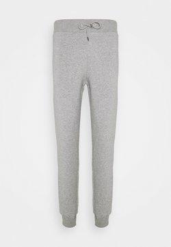 NU-IN - BASIC SLIM FIT JOGGERS - Jogginghose - grey marl