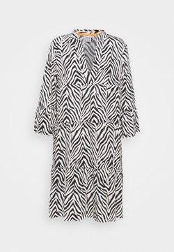Emily van den Bergh - KLEID - Freizeitkleid - black sand