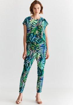 TATUUM - AGAJA  - Pantalon classique - green