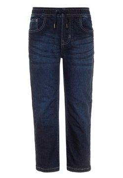 Molo - AUGUSTINO - Jeans a sigaretta - dark indigo