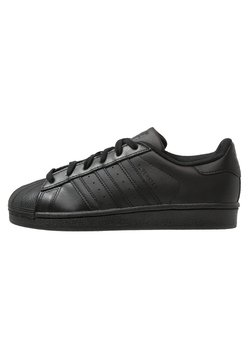 adidas Originals - SUPERSTAR FOUNDATION - Sneakers - core black