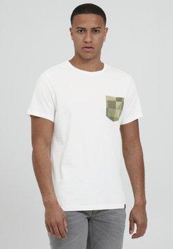 Blend - AMILO - T-shirts print - egret