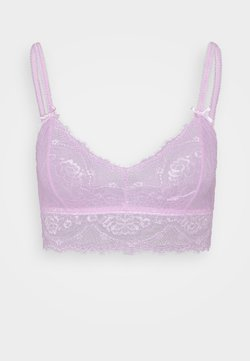 Wolf & Whistle - ARIANA EVERYDAY BRALETTE - Alustoppi - lilac