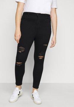 Simply Be - Jeans Skinny Fit - black