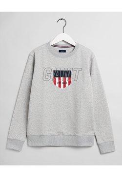 GANT - Jersey de punto - light grey melange