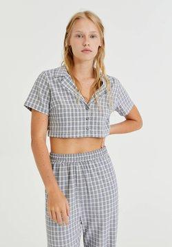 PULL&BEAR - Koszula - light grey