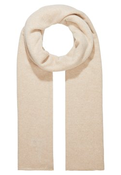 Johnstons of Elgin - ESSENTIALS COLLECTION GAUZY STOLE - Szal - natural