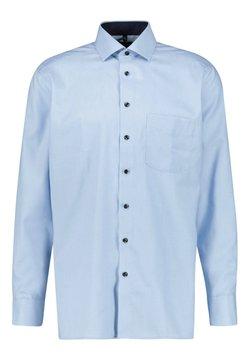 OLYMP - 0400/64 HEMDEN - Businesshemd - stoned blue