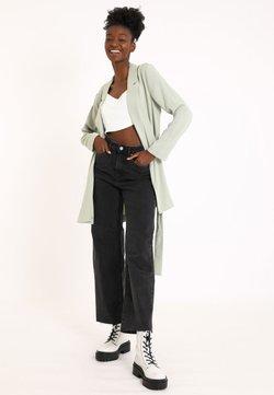 Pimkie - Flared Jeans - schwarz