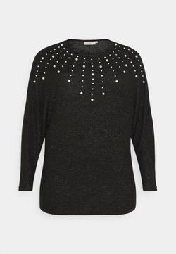 ONLY Carmakoma - Pullover - dark grey melange