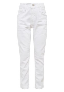 DeFacto - Straight leg jeans - white
