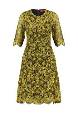 HUGO - Cocktailkleid/festliches Kleid - yellow