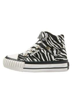 British Knights - DEE - Sneaker high - zebra