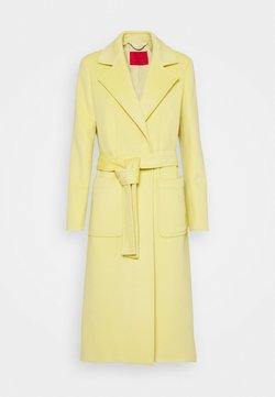 MAX&Co. - RUNAWAY - Abrigo - pale yellow