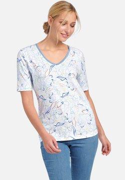 Basler - T-Shirt print - hellblau