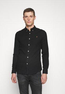 Farah - MINSHELL - Overhemd - black