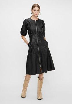 YAS - YASLILI - Korte jurk - black