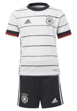 adidas Performance - DEUTSCHLAND DFB HEIMTRIKOT MINI - Nationalmannschaft - white/black