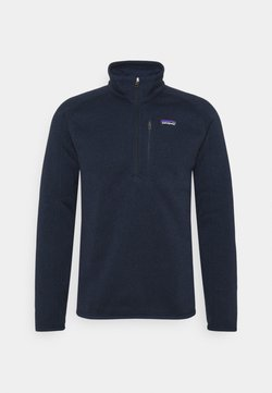 Patagonia - BETTER 1/4 ZIP - Fleecepullover - new navy