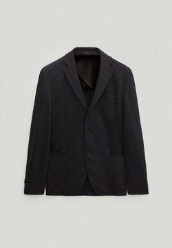 Massimo Dutti - Veste de costume - dark blue