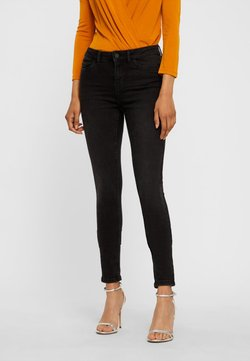 Noisy May - Slim fit jeans - black