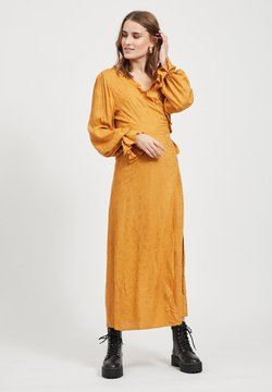 Object - Maxikleid - brown