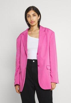 Monki - Pitkä takki - pink