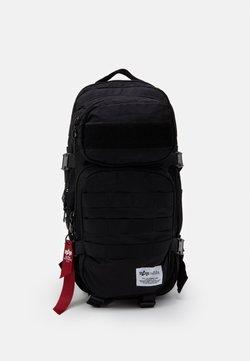 Alpha Industries - TACTICAL BACKPACK UNISEX - Reppu - black