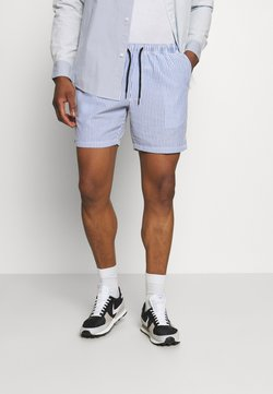 Redefined Rebel - IAN - Shorts - navy