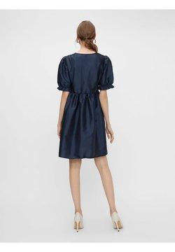 YAS - Cocktailkleid/festliches Kleid - navy blazer