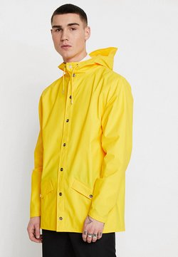 Rains - UNISEX JACKET - Veste imperméable - yellow