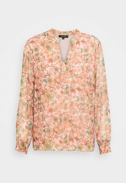 More & More - PRINTED BLOUSE - Bluse - light peach