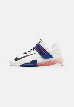 Nike Performance - SAVALEOS UNISEX - Kuntoilukengät - sail/black/deep royal blue/magic ember/pollen