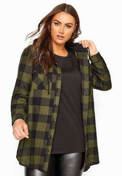 Yours Clothing - Leichte Jacke - green