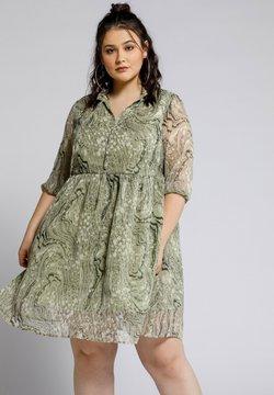 Studio Untold - Cocktailkleid/festliches Kleid - pastel-olijf