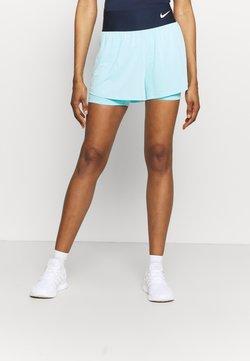 Nike Performance - ADVANTAGE SHORT - Träningsshorts - copa/obsidian/white